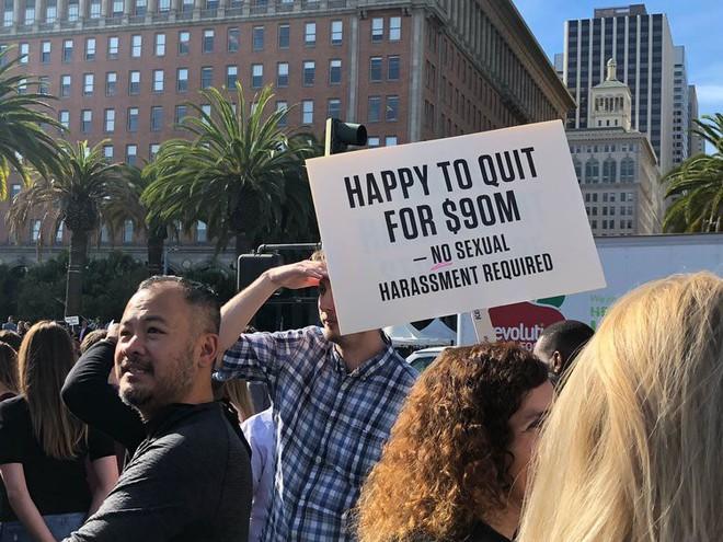 Nhân viên Google trên toàn thế giới bỏ việc, xuống đường biểu tình nhằm phản đối hành vi sai trái của công ty - Ảnh 41.