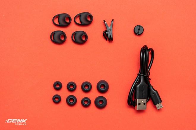 Đánh giá tai nghe không dây Anker Soundcore Spirit X - Hoàn hảo cho các gym thủ - Ảnh 4.