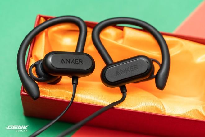 Đánh giá tai nghe không dây Anker Soundcore Spirit X - Hoàn hảo cho các gym thủ - Ảnh 5.