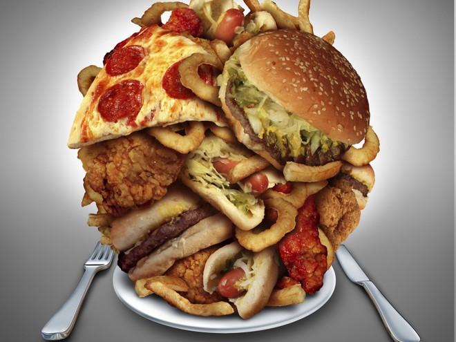 Đây là 7 điều xảy ra với cơ thể khi bạn ăn quá nhiều đồ ăn nhanh - Ảnh 5.