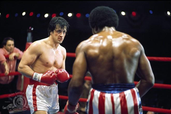 Rocky của Sylvester Stallone được bình chọn là bộ phim thể thao hay nhất mọi thời đại - Ảnh 1.