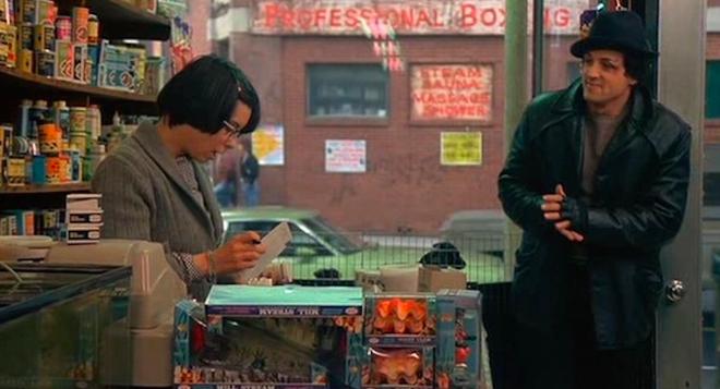 Rocky của Sylvester Stallone được bình chọn là bộ phim thể thao hay nhất mọi thời đại - Ảnh 2.