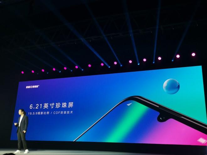 Honor 10 Lite chính thức ra mắt, màn 6.21 inch, chip Kirin 710, camera kép, màu sắc đa dạng, trẻ trung, giá từ 4,7 triệu - Ảnh 1.