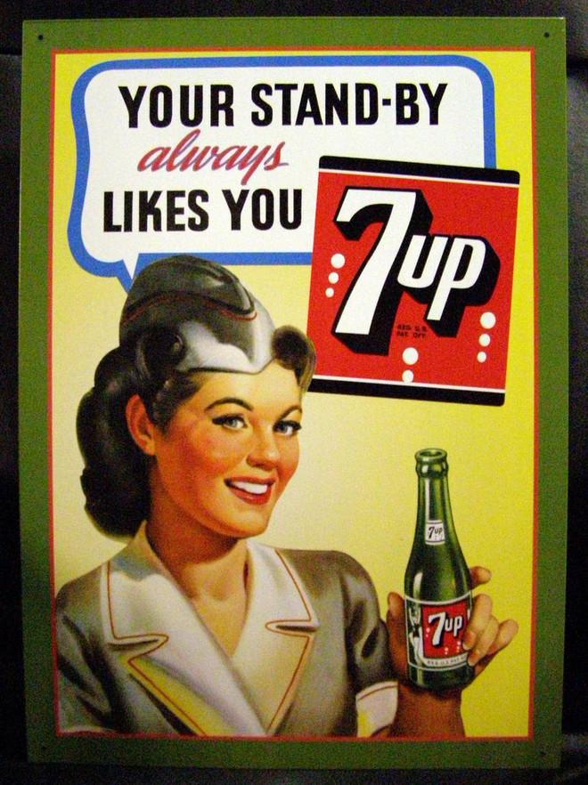 Cú rẽ bất ngờ: Coca và 7-Up từ thuốc đau đầu, thuốc an thần trở thành 2 thương hiệu giải khát đình đám như thế nào? - Ảnh 6.