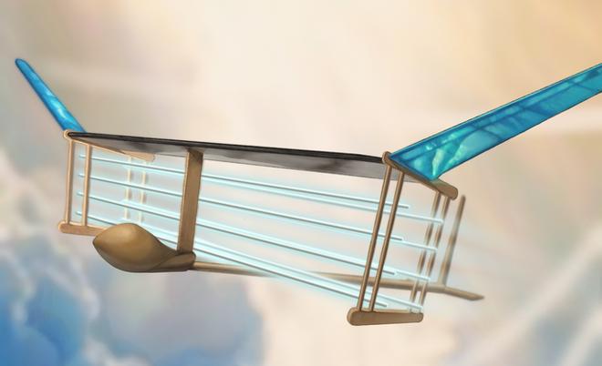 MIT chế tạo ra máy bay vận hành chỉ bằng điện, không hề có yếu tố cơ học - Ảnh 1.