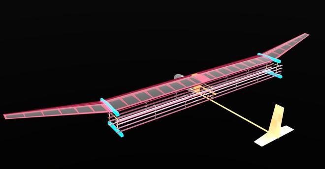 MIT chế tạo ra máy bay vận hành chỉ bằng điện, không hề có yếu tố cơ học - Ảnh 3.