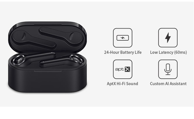 Tai nghe Funcl W1: Giá 450 nghìn mà chất lượng như 2 triệu, dùng Bluetooth 5.0, pin 18 giờ và điều khiển bằng cảm ứng - Ảnh 5.