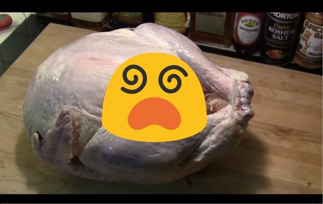 Lời giải cho ảo giác con gà tây gây lú khiến Reddit phát sốt - Ảnh 2.