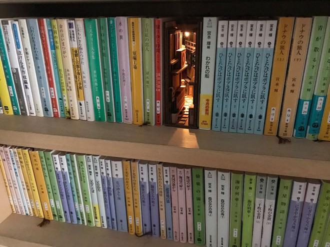Lạc vào thế giới khác với loại chặn sách nghệ thuật đến từ Nhật Bản - Ảnh 1.
