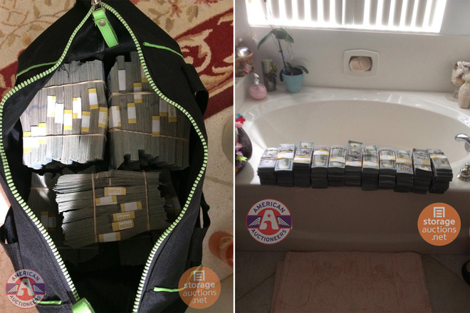 Mỹ: Bỏ 500 USD mua lại nhà kho cũ, chủ mới vớ được két sắt chứa 7,5 triệu USD - Ảnh 2.