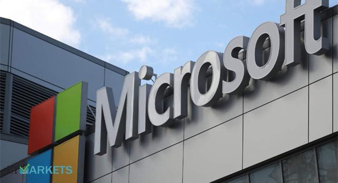 Giá trị thị trường Microsoft vượt qua Apple, trở thành công ty công nghệ giá trị nhất thế giới - Ảnh 1.