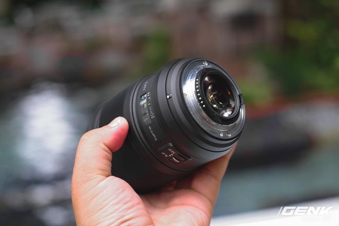 Ống kính Tokina Opera 50mm f/1.4: chất lượng hình ảnh rất cao, hoàn thiện tốt, có ngàm cho Canon và Nikon, giá 20,9 triệu - Ảnh 11.