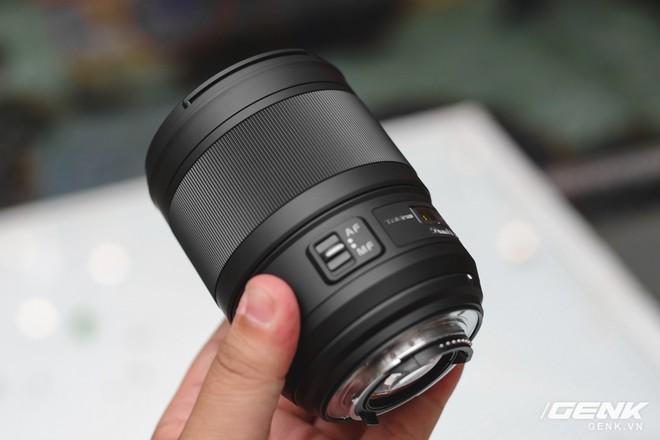 Ống kính Tokina Opera 50mm f/1.4: chất lượng hình ảnh rất cao, hoàn thiện tốt, có ngàm cho Canon và Nikon, giá 20,9 triệu - Ảnh 8.