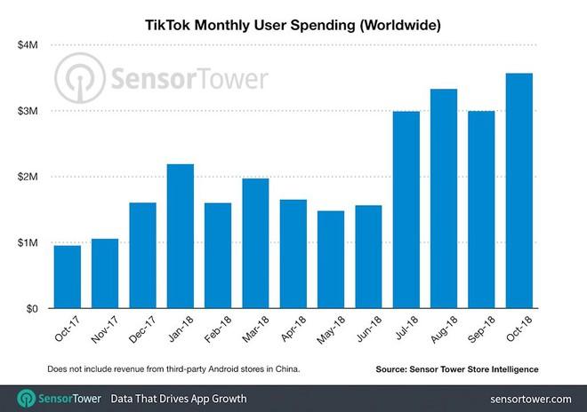 TikTok trên đà trở thành mạng xã hội lớn nhất toàn cầu - Ảnh 2.