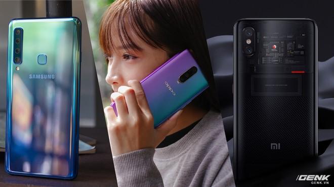 Thị trường Việt: Vì sao các hãng smartphone bỗng dưng nhảy lên đánh nhau ở phân khúc trên 12 triệu đồng? - Ảnh 8.