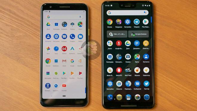 Thêm hình ảnh Pixel 3 Lite so sánh với những chiếc smartphone khác, không hề bé nhỏ như chúng ta nghĩ - Ảnh 1.
