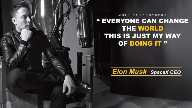 Elon Musk: Để thay đổi thế giới mọi người cần làm việc tối thiểu 80 giờ mỗi tuần - Ảnh 1.