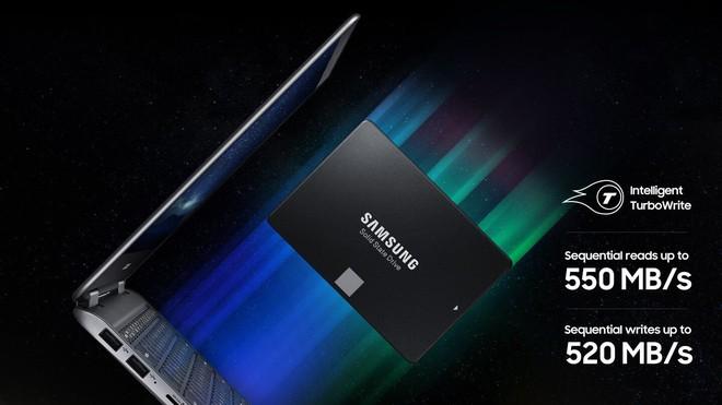 Nếu đang dùng SSD Samsung 950/960/970/EVO/PRO mà chưa tải driver này, bạn mới dùng một nửa sức mạnh của ổ cứng mà thôi - Ảnh 1.