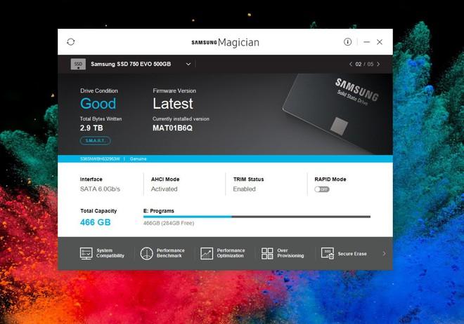 Nếu đang dùng SSD Samsung 950/960/970/EVO/PRO mà chưa tải driver này, bạn mới dùng một nửa sức mạnh của ổ cứng mà thôi - Ảnh 2.