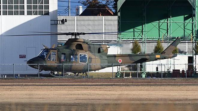 Lộ diện mẫu trực thăng chiến đấu đa dụng mới nhất của Nhật Bản sau 6 năm trì hoãn - Ảnh 1.