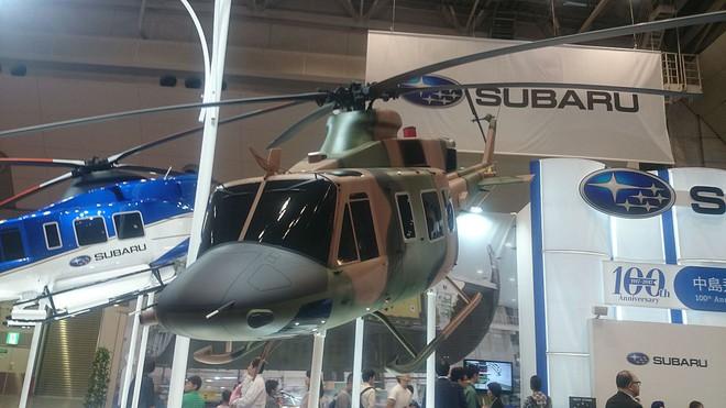 Lộ diện mẫu trực thăng chiến đấu đa dụng mới nhất của Nhật Bản sau 6 năm trì hoãn - Ảnh 3.