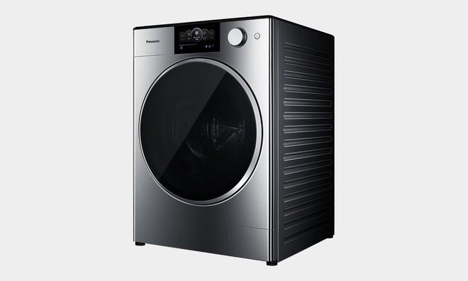 Khi Porsche Design thiết kế máy giặt: Lồng giặt như lazang siêu xe, khung thép không gỉ, chống rung/ồn tiên tiến, giá 67,4 triệu - Ảnh 1.
