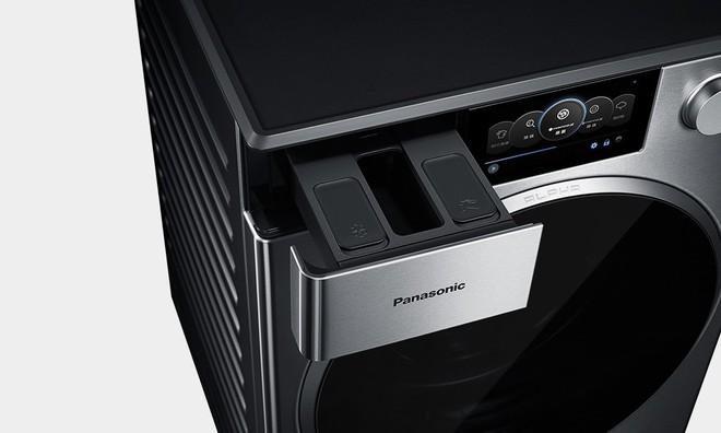 Khi Porsche Design thiết kế máy giặt: Lồng giặt như lazang siêu xe, khung thép không gỉ, chống rung/ồn tiên tiến, giá 67,4 triệu - Ảnh 2.