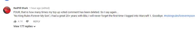 Huyền thoại Diablo trở lại trên bản mobile, cộng đồng mạng ném đá đến mức phải xóa comment top trên YouTube tới 4 lần - Ảnh 4.