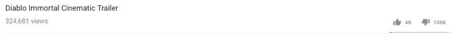 Huyền thoại Diablo trở lại trên bản mobile, cộng đồng mạng ném đá đến mức phải xóa comment top trên YouTube tới 4 lần - Ảnh 3.