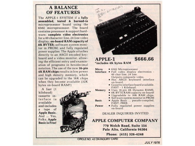 Xem những quảng cáo của Apple xưa và nay mới thấy công ty đã thay đổi nhiều như thế nào - Ảnh 1.