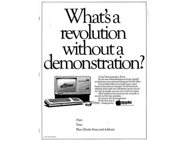 Xem những quảng cáo của Apple xưa và nay mới thấy công ty đã thay đổi nhiều như thế nào - Ảnh 5.