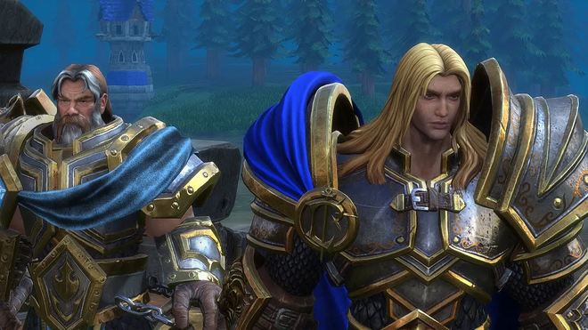 Những hình ảnh đầu tiên về WarCraft III: Reforged, phiên bản remake đồ họa 4K sẽ khiến bạn khóc vì vui sướng - Ảnh 3.