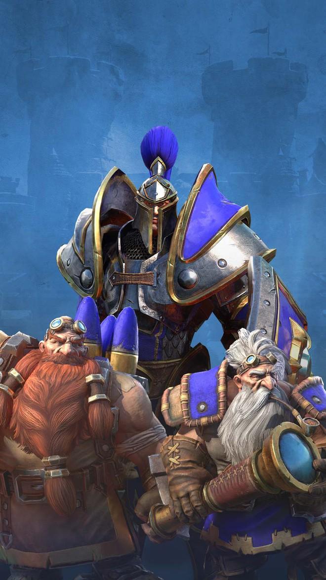 Những hình ảnh đầu tiên về WarCraft III: Reforged, phiên bản remake đồ họa 4K sẽ khiến bạn khóc vì vui sướng - Ảnh 7.