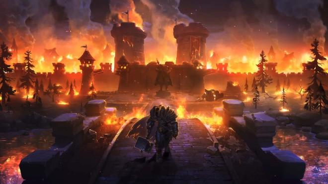 Những hình ảnh đầu tiên về WarCraft III: Reforged, phiên bản remake đồ họa 4K sẽ khiến bạn khóc vì vui sướng - Ảnh 1.
