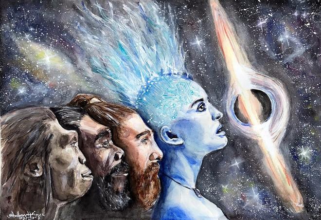 Những sự thật chứng minh con người là giống loài thượng đẳng - Ảnh 1.