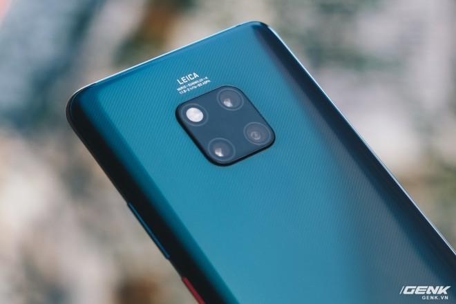 Những công nghệ nổi trội của Huawei Mate 20 và Mate 20 Pro khiến Apple và Samsung không khỏi dè chừng - Ảnh 4.