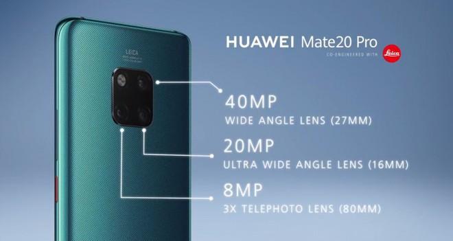 Những công nghệ nổi trội của Huawei Mate 20 và Mate 20 Pro khiến Apple và Samsung không khỏi dè chừng - Ảnh 6.