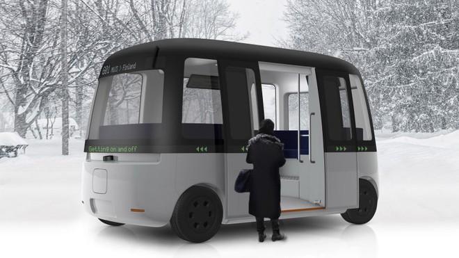 Không chỉ bán đồ gia dụng tối giản, Muji vừa trình làng cả xe buýt tự lái, có thể vận hành trong mọi điều kiện thời tiết - Ảnh 1.
