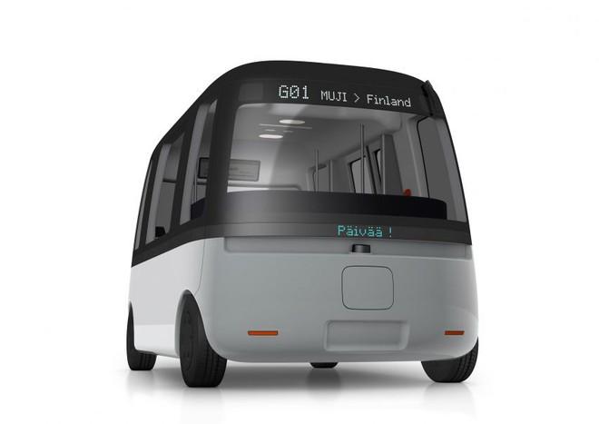 Không chỉ bán đồ gia dụng tối giản, Muji vừa trình làng cả xe buýt tự lái, có thể vận hành trong mọi điều kiện thời tiết - Ảnh 2.