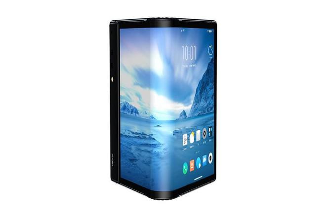 The Verge: Smartphone Royole FlexPai trông thì xấu xấu nhưng màn hình gập của nó ít ra cũng hoạt động y như quảng cáo - Ảnh 4.