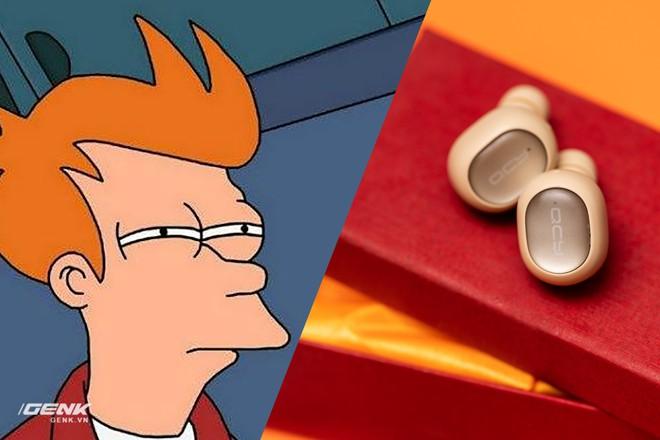 Bỏ ra chỉ 600 ngàn đồng mua cặp tai nghe không dây của Trung Quốc, đáng tiền hay không? - Ảnh 1.