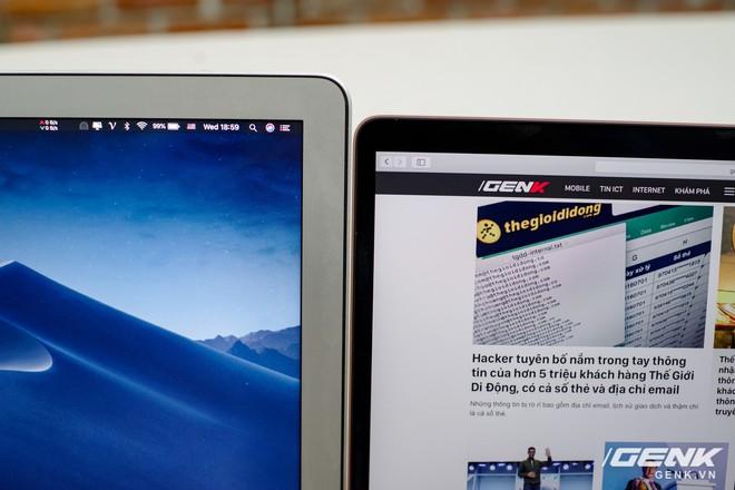 Cận cảnh MacBook Air 2018 vừa về Việt Nam: Nhiều nét tương đồng với MacBook Pro, lần đầu tiên có cảm biến vân tay, giá 37,5 triệu đồng - Ảnh 10.
