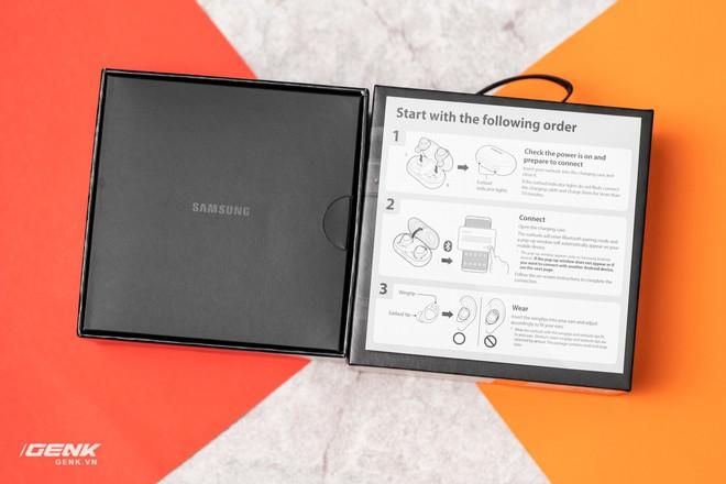 Trải nghiệm Samsung Gear IconX 2018: Không dừng lại là tai nghe không dây - Ảnh 4.