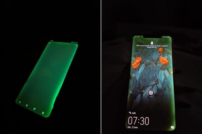 Sự cố đối với màn hình Mate 20 Pro càng cho thấy màn hình OLED của Samsung giá trị như thế nào - Ảnh 1.