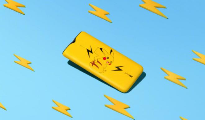 Oppo ra mắt sạc dự phòng SuperVOOC với công suất 50W cực nhanh, thiết kế hình pikachu rất bắt mắt - Ảnh 2.