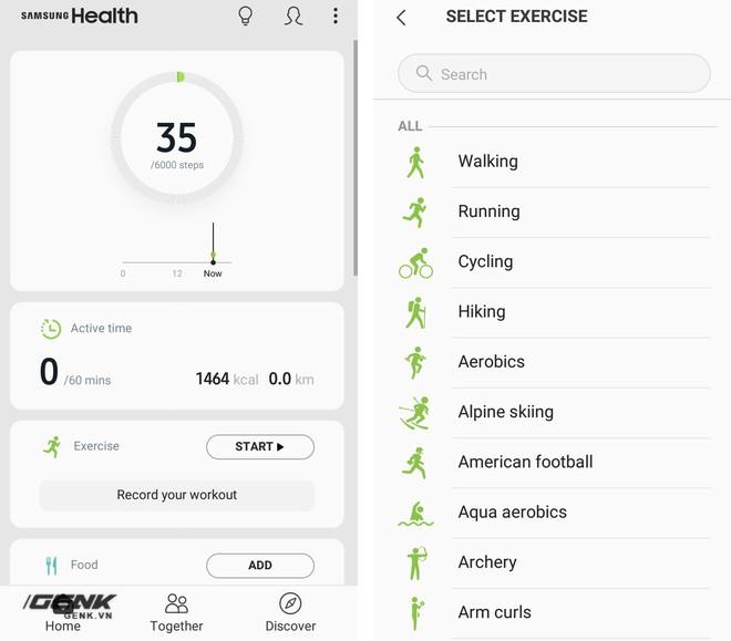 Trải nghiệm Samsung Gear IconX 2018: Không dừng lại là tai nghe không dây - Ảnh 15.
