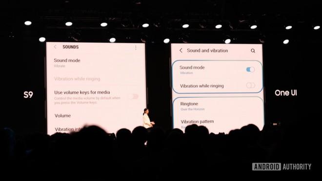 Samsung trình làng One UI: Giao diện mới đơn giản, dễ dùng hơn để thay thế cho Samsung Experience - Ảnh 4.