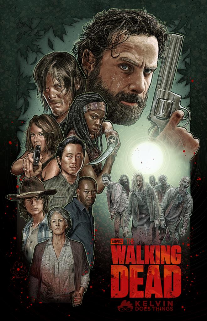 Làm thế nào The Walking Dead lại ôm mộng thống trị vũ trụ xác sống khi ý tưởng đã cạn? - Ảnh 1.