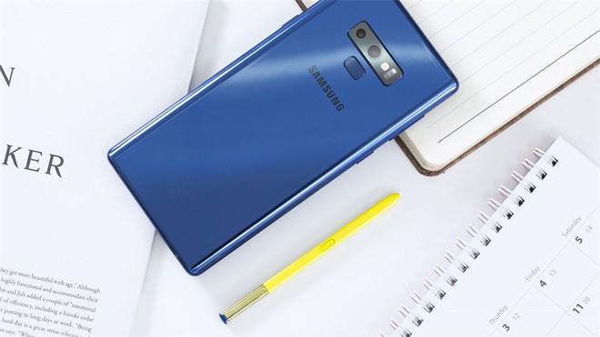 Galaxy Note 9 cùng loạt sản phẩm Samsung đạt giải Thiết kế Ấn tượng tại CES 2019 Innovation Awards - Ảnh 1.