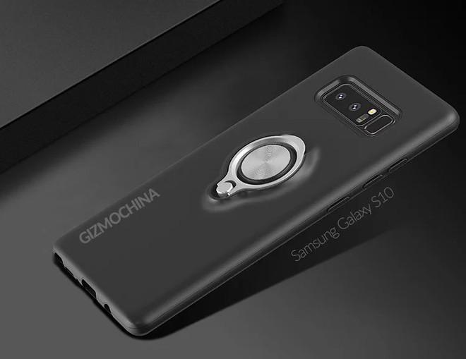 Lộ diện hình ảnh case bảo vệ được thiết kế độc quyền cho Galaxy S10 - Ảnh 1.